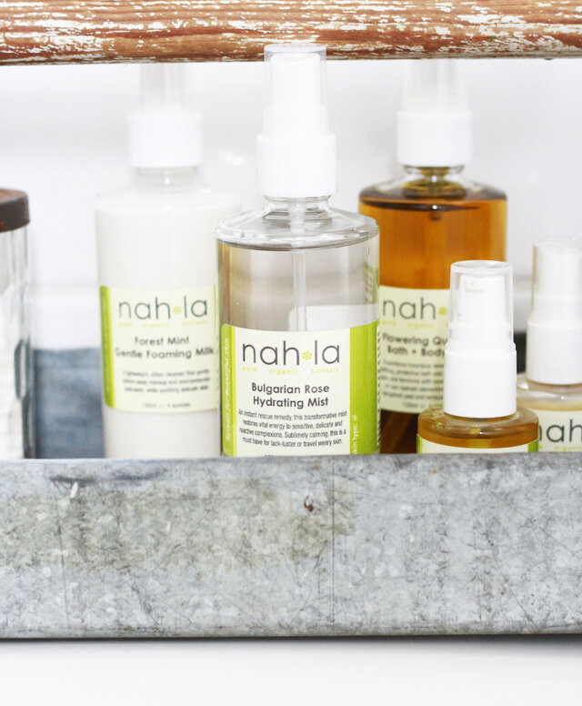 nahla bulgarian rose hydrating mist