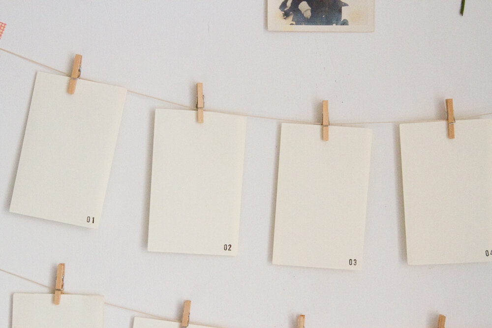a clutter-free advent calendar | reading my tea leaves