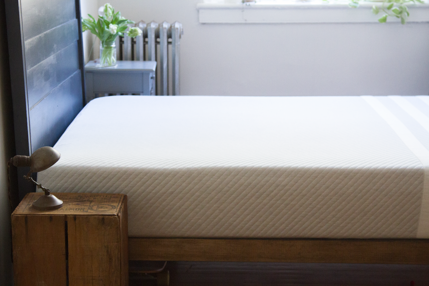 a new mattress from leesa reading my tea leaves slow simple