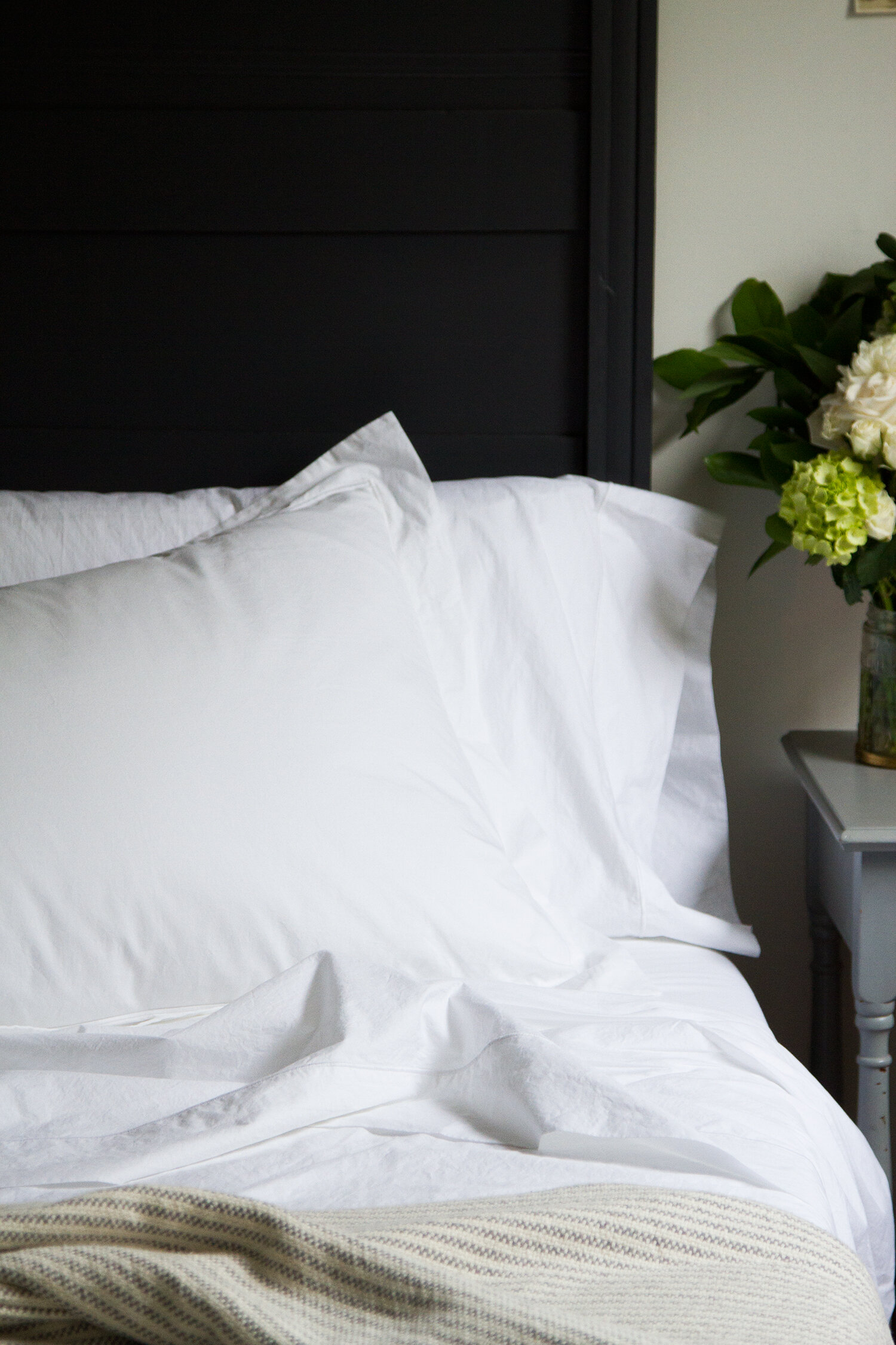 luxury bedding from snowe   reading my tea leaves
