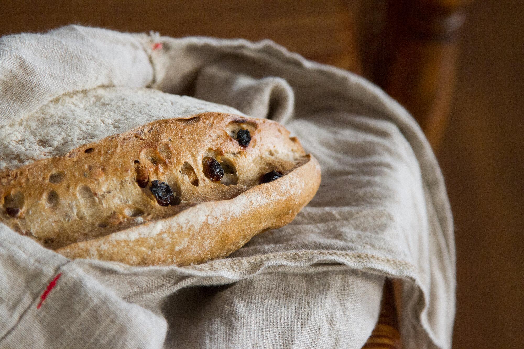 bread | reading my tea leaves