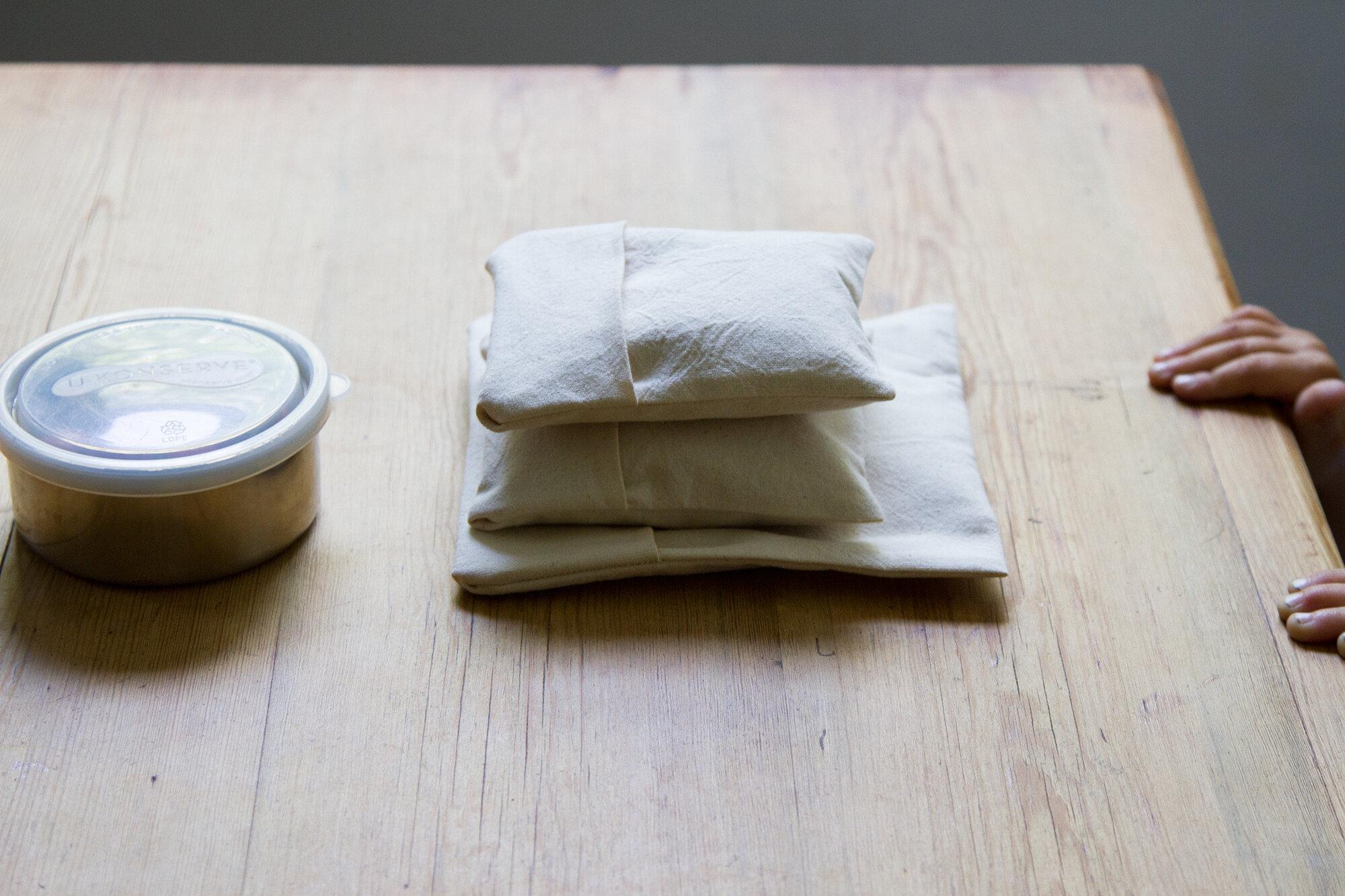 zero-waste snacks | reading my tea leaves