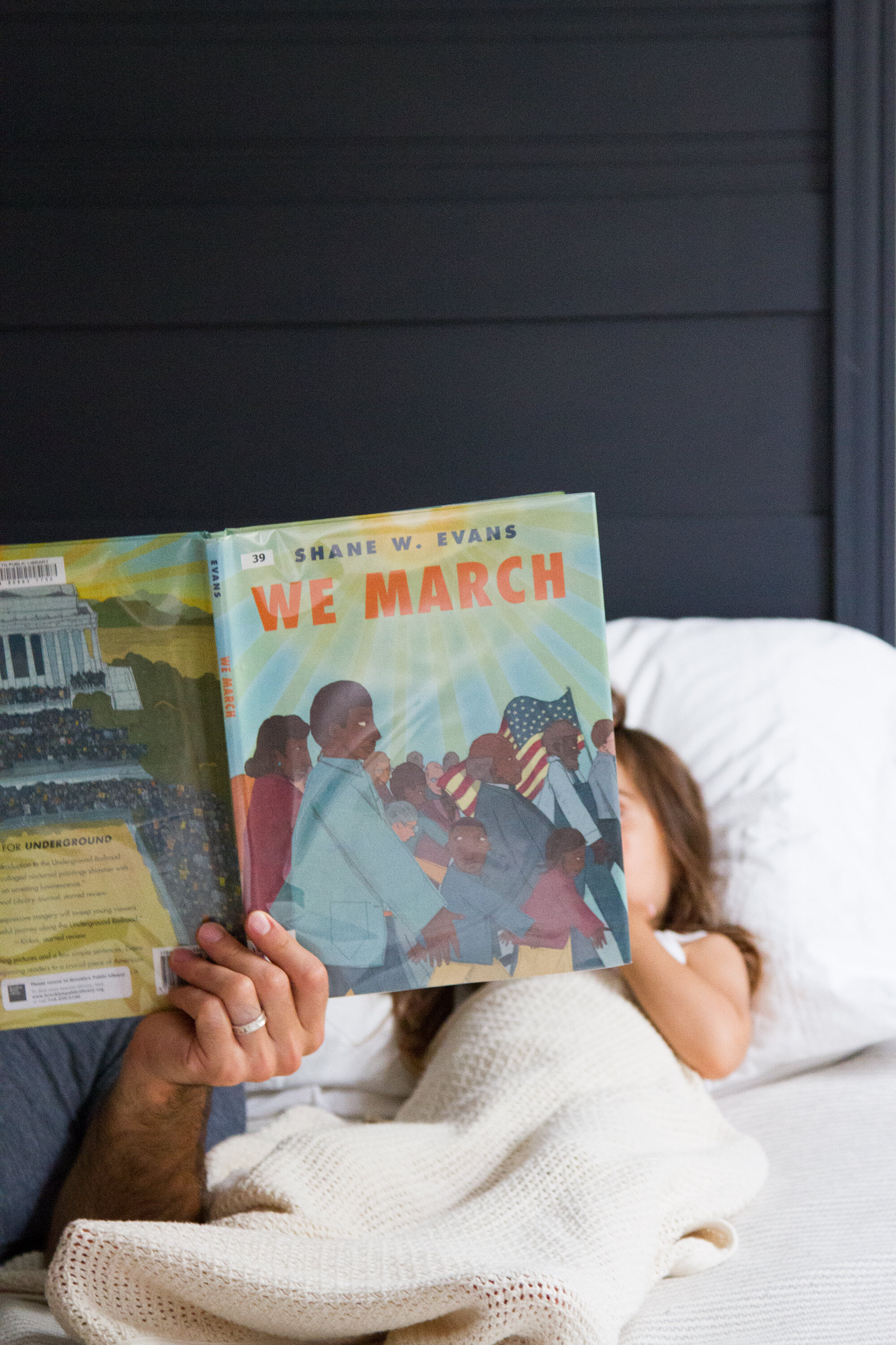 bedtime stories about race and social justice | reading my tea leaves