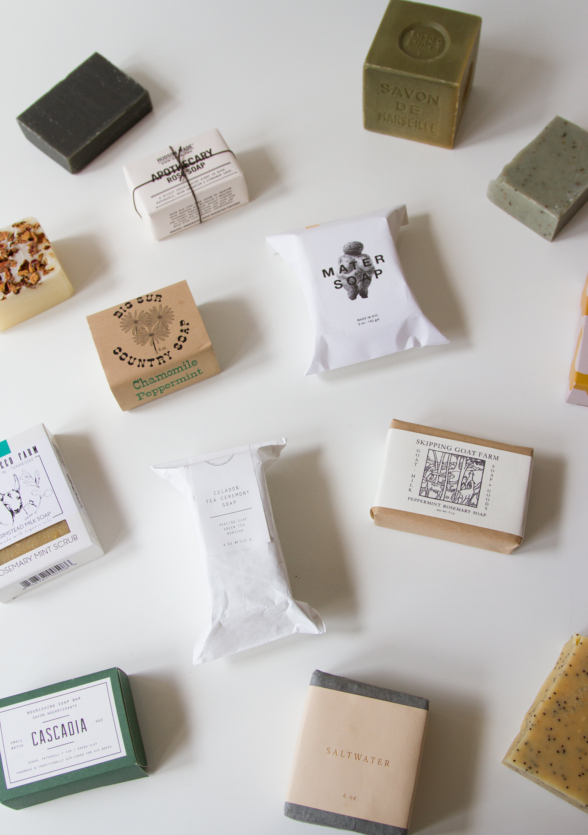 bar soaps | reading my tea leaves