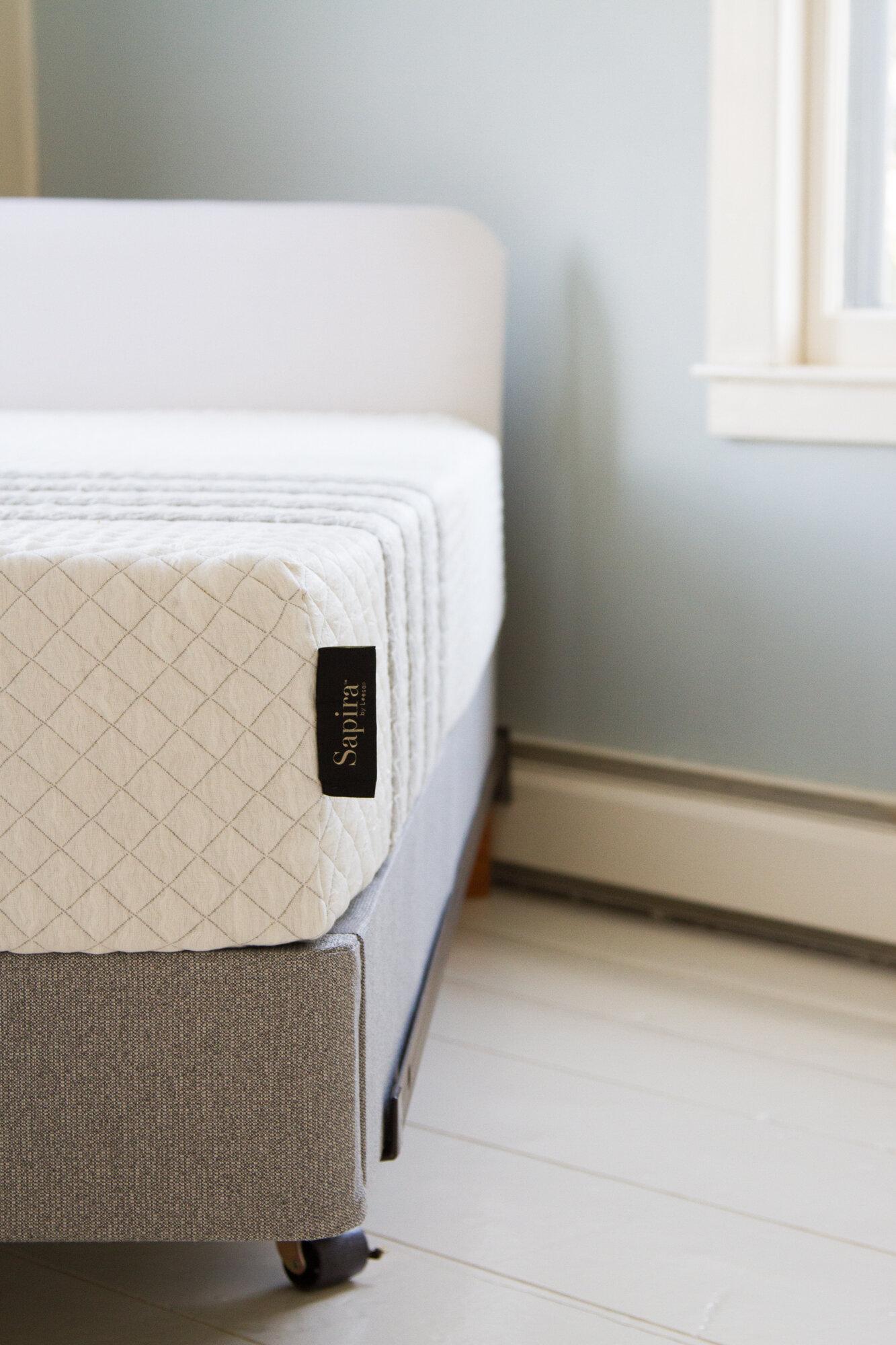 a new mattress from leesa   reading my tea leaves